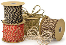 Nashville Wraps Dual Color Jute Twine Ribbon