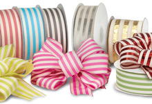 Cabana Stripes Ribbon