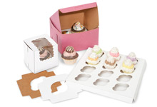 Nashville Wraps Cupcake Holder Inserts