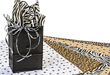 Nashville Wraps Animal Print Tissue Paper