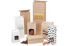 Custom Print Your Candy and Coffee Bags
