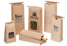 Nashville Wraps Degradable Tin Tie Coffee Bags