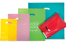 Nashville Wraps Solid Color Super Gloss Plastic Bags