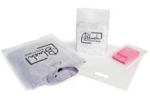 Nashville Wraps Clear Plastic Merchandise Bags