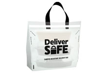 Nashville Wraps Deliver Safe Tamper Evident Bags