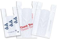 Nashville Wraps Plastic T Shirt Bags