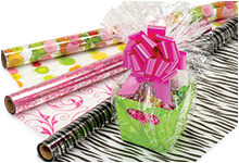 All Occasion Cellophane Rolls