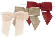 Nashville Wraps Pre-tied Burlap Gift Bows