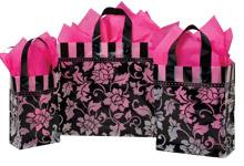 Nashville Wraps Floral Brocade Gift Bags