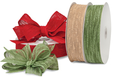 Nashville Wraps Birchwood Ribbon
