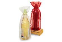 Nashville Wraps wine organza gift bags