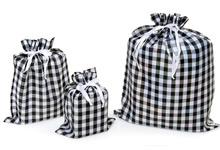 Nashville Wraps Cotton Bags have zip closures