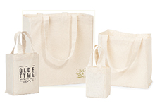 Nashville Wraps Reusable Cotton Tote Bags