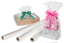 Clear Cello Rolls & Sheets