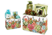 Nashville Wraps All Ocassion Print Gift Basket Boxes