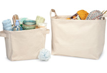 Cotton Gift Basket Container