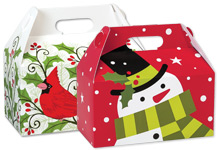 Christmas Gable Boxes