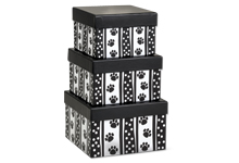 Nested Gift Box Prints