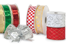 Wired Glitz Ribbon