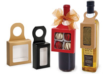 Nashville Wraps Bottle Hanger Favor Boxes