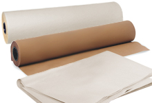 Nashville Wraps Packing Paper Rolls and Sheets