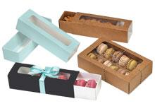 Nashville Wraps Macaron Cookie Boxes