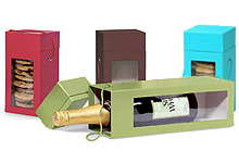 Wine & Gourmet Window Boxes