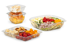 Nashville Wraps Clear Food Containers