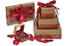 Nashville Wraps Gourmet Presentation Boxes