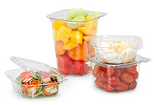 Nashville Wraps Tamper Evident Food Containers