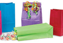 Hot Stamp Your Paper Gift Bags