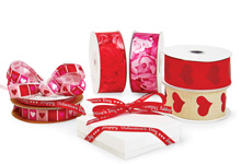 Nashville Wraps Valentine & Heart Ribbon