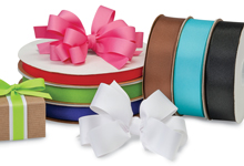Nashville Wraps Berwick Woven Grosgrain Ribbon